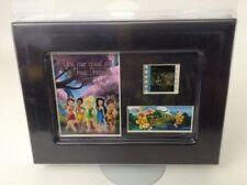 Tinker Bell Disney Fairies Minicell Movie Flim Strip in Frame w/ COA Silvermist