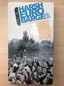 Girl Skateboards Harsh Euro Barge Classic Skate Tour Video 2002 Eric Koston