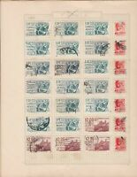 mexico stamps page ref 17136