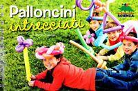 Palloncini intrecciati Cassidy Scienza Libro gioco giochi bambini rilegato Nuovo