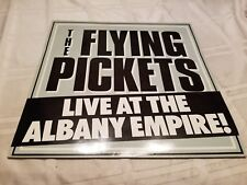 The Flying Pickets - Live At The Albany Empire Vinyl Record LP