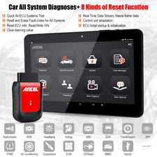 Bluetooth Automotive Full Systems Scanner Android Tablet OBD2 Diagnostic Tool