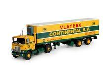 Tekno 71481 Vlatrex Mack F700 + Ribble Reefer Trailer