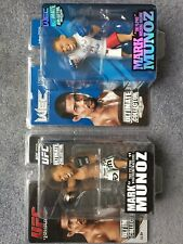 2 Mark Munoz UFC Round 5 action figure Lot