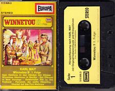 MC Karl May Winnetou II - Folge 1 - EUROPA schwarz/gelb
