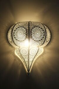 Oriental Moroccan Oriental Wall Lamp Wall Light Lamp Vintage Inside LED