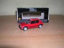 Norev retro peugeot 205gti/205 GTI rojo Red, 1:64 3-Inch