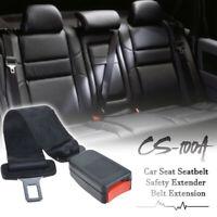 "Universal Car Vehicles Seat Seatbelt Safety Belt Extender Extension 7/8"" Buckle"