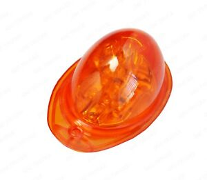 QSC Amber LED Cab Turn Signal Lamp Light for Freightliner Cascadia A06-58770-000