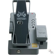 Ibanez WD7 Weeping Demon Wah Cry Wail Shriek Guitar Effect FX Footswitch Pedal