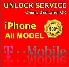 T-mobile USA PREMIUM Official Unlock Service for IPhone 5 5c 5s 6 6+ 6s 6s+ SE
