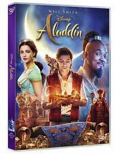 ALADDIN  LIVE ACTION   DVD FANTASTICO