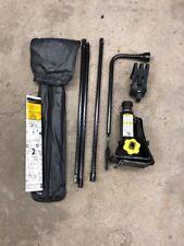 99-14 SILVERADO TAHOE SUBURBAN spare tire emergency jack kit with tools OEM