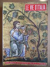 VIE D'ITALIA n°10 1960 Piana del Sarno - Alpi retiche Il Bernina  [G473]
