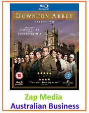 DOWNTON ABBEY - COMPLETE BLU RAY SERIES 2 - BRAND NEW & SEALED - TRUSTED SELLER