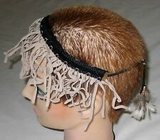 Brown Headdress Costume Accessory - One Size Fits Most