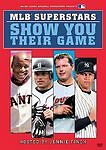 MLB Superstars Show You Their Game (DVD, 2005)