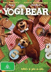Yogi Bear (DVD, 2011) FREE POST