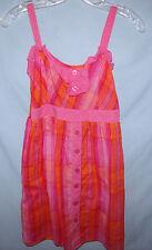 Andrew & Company Sun Dress Girls Size Medium