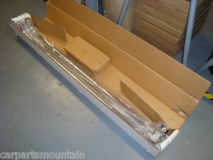 GENUINE KIA CHROME 60mm SIDE BARS PART NO:FQ091-15001 FITS SPORTAGE++BRAND NEW++