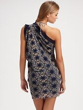 Jean Paul Gaultier Fuzzi JPG Soleil Beach Swim Coverup Mini Dress $795 85% OFF