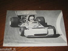 (156)=G.P. F.1 DEREK BELL TECNO MARTINI RACING TEAM=RITAGLIO=CLIPPING=FOTO=