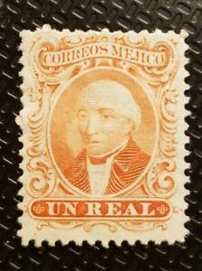 Schöne uralte Klassik Briefmarke weltweit aus Mexiko