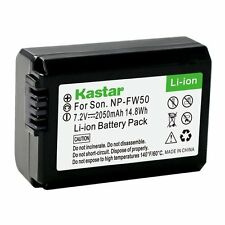 FW50 Battery for Sony Cyber-shot DSC-RX10 NEX-3, 3N, 5, 5N, 5R, 5T, 6, 7, C3, F3