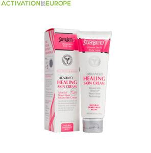 Silver Biotics Advanced Healing Skin Cream – Grapefruit Scent - 3.4 oz/96g