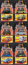 2017 Matchbox Best of Series 2 Set 6 Cars LAMBORGHINI/LAND ROVER/PORSCHE/VW/BMW
