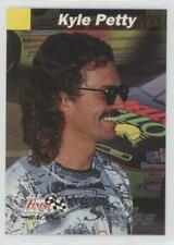 1993 Pro Set Finish Line Silver Series Kyle Petty #121