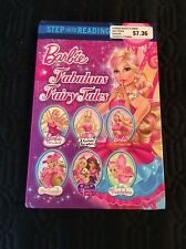 Barbie's Fabulous Fairy Tales Hardback Book
