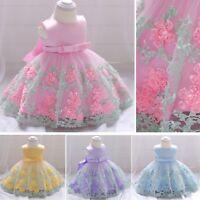 Vestito Bambina Abito Cerimonia Damigella Compleanno Girl Party Dress CDR083 c9028b7143d