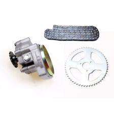 47cc 49cc Transmission Gear Box Reduction+ T8F Chain Sprocket Mini Dirt Scooter