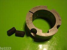 """DODGE TAPER LOCK SPLIT BUSHING 117163, 1610X1-1/2"""" KW, 1-1/2"""" BORE, NEW"""