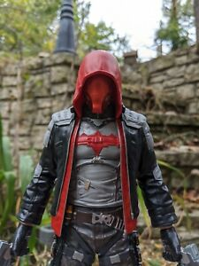 **RED HOOD STATUE!** Batman Arkham Knights DC bowen