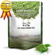 Premium Green Tea Ceremonial Top Grade Matcha Powder for Drinking Soothing Taste