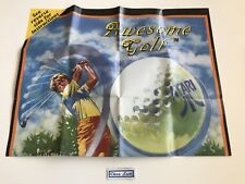 Notice - Awesome Golf - Atari Lynx - PAL