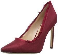 Nine West Women's Thayer Red Fabric Pump New Size 6.5 M