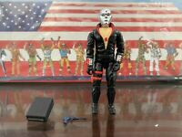 RARE GI Joe DESTRO cobra V1 weapons supplier COMPLETE 1983 VINTAGE ARAH Figure