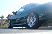 1997 1998 NEW 240SX 180SX S14 JDM NAVAN STYLE FULL LIP BODY KIT SR20DET