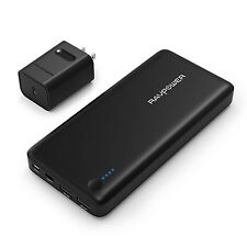 PD USB Type C Portable Charger RAVPower 26800mAh Power Bank (Faster Recharged...