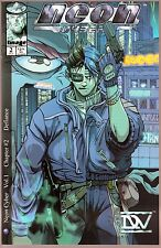 NEON CYBER Issue #2 September 1999