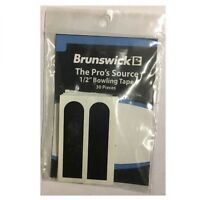 2 Brunswick 1/2 in Bowling Tape 60 pieces with free shipping in USA only