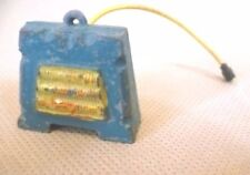 """Vintage Dolls House Accessories - F G Taylor & Sons Retro Metal """"Electric"""" Fire"""