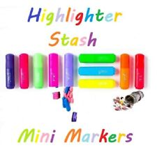 Diversion Safe (5 Pack) Highlighter Marker Stash Can Home Office Security Car US