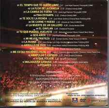 DVD PROMO ONLY LIVE  Maria Dolores Pradera FLOR DE CANELA fina estampa LA RUANA