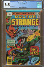 Doctor Strange #16 (30 cent price variant) CGC 6.5 1976 Bronze Age  Dr.