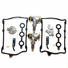 Pair Cam Timing Chain Tensioner Gasket Kit For VW Passat AUDI A4 A6 2.7T 2.8 V6