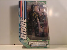Gi Joe Snake Eyes Ninja Commando Hasbro 2008